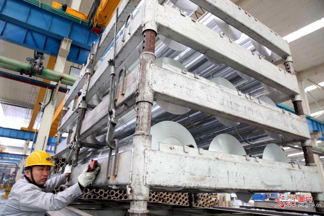 安徽淮北:铝基产业助资源城市转型发展