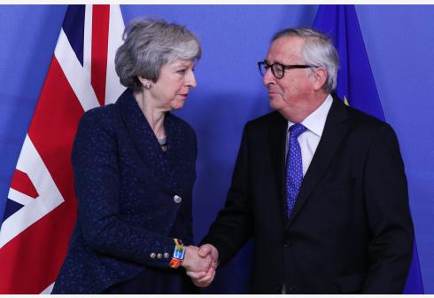 由于无交易危机迫在眉睫 英国脱欧谈判迟到