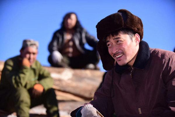 演员任宇首获国际电影节影帝 电影《沉默的雪》演绎别样人生